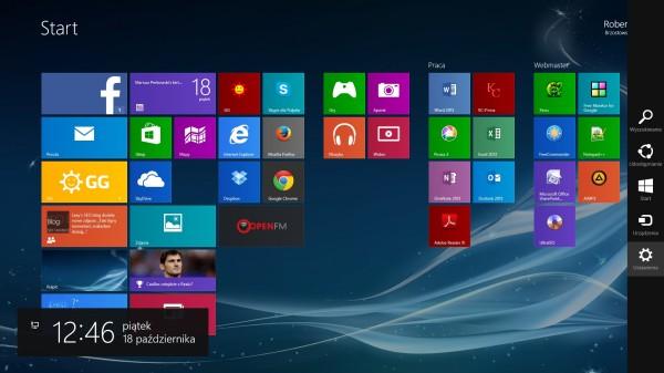 Windows 8.1 Grajewo zmiana systemu, instalacja Windowsa